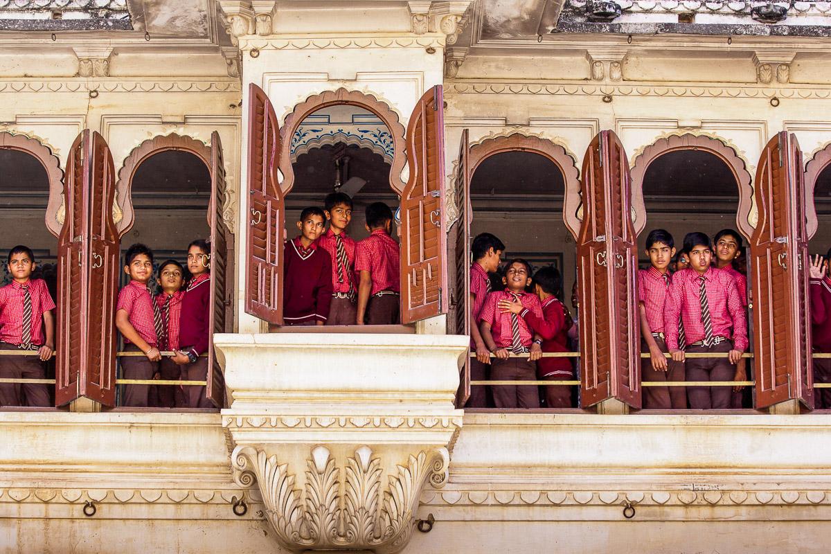 Udaipur Maharaja Palace